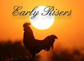 early risers logo