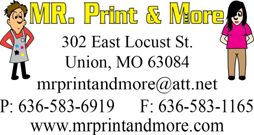 mr. print and more